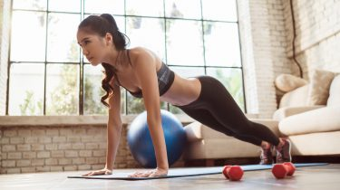 how to get back into exercising