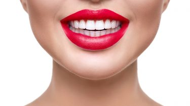 perfect straight teeth